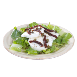 Mozzarella Salad with Sun Dried Tomatoes
