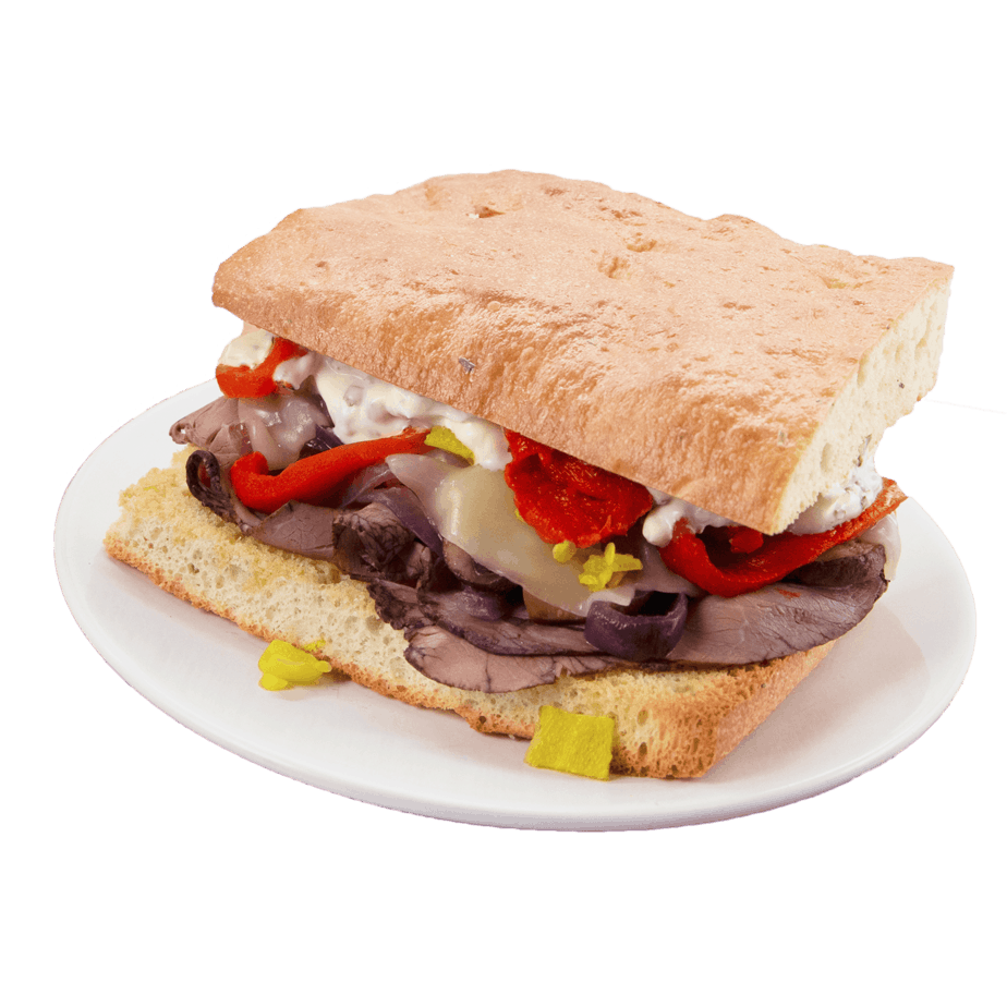 The Balboa aka Italian Philly Sandwich