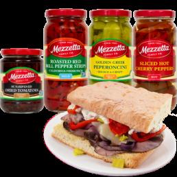 Balboa Sandwich