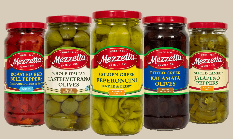 Mezzetta Products
